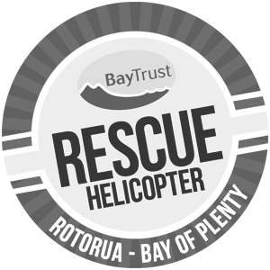 Bay Trust Rescue Helicopter